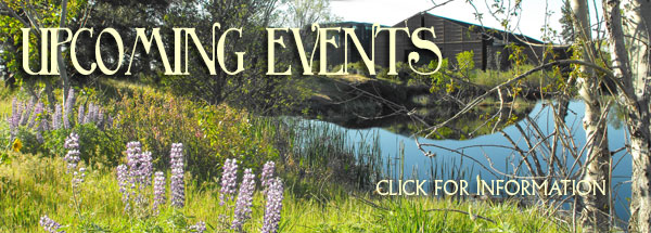 Upcoming events at Columbia Gorge Discovery Center and Museum