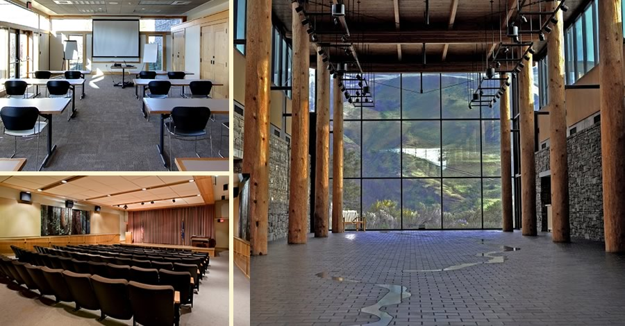 Meeting Spaces at Columbia Gorge Discovery Center & Museum