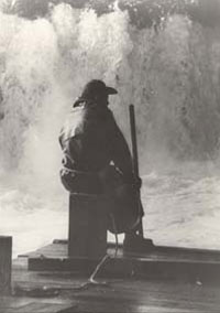 Photo Collection of Native American Fishing