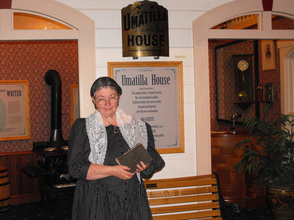 Umatilla House Susan Buce The Dalles, Oregon