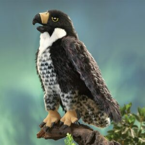 Folkmanis® Peregrine Falcon Hand Puppet