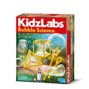 KidzLabs Bubble Science Kit