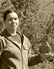 Morgan Olson Columbia Gorge Discovery Center staff photo